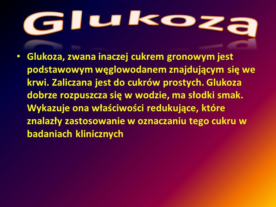 Glukoza