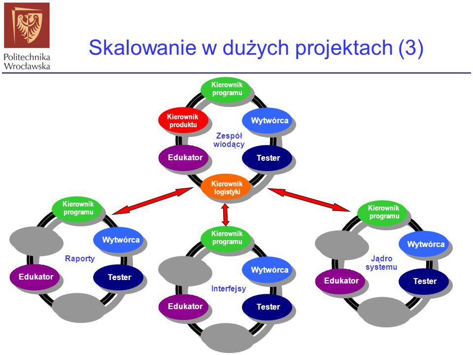 Skalowanie w dużych projektach (3)