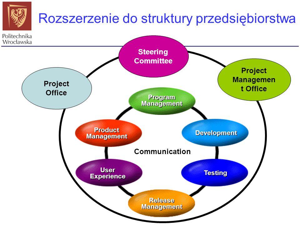Rozszerzenie do struktury przedsiębiorstwa