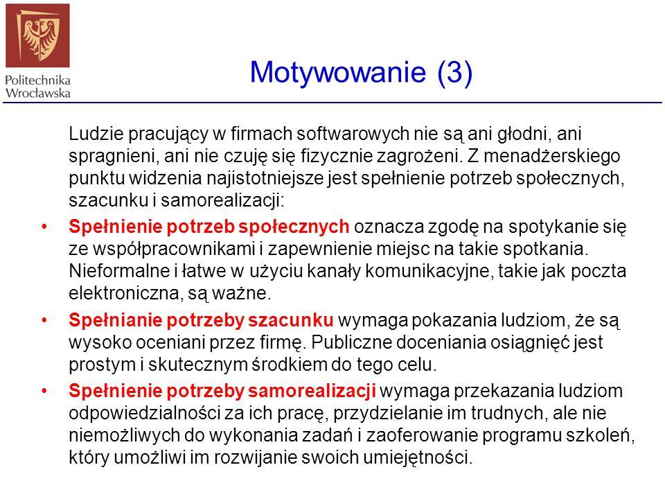 Motywowanie (3)
