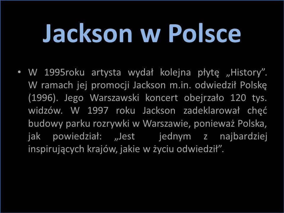 Jackson w Polsce