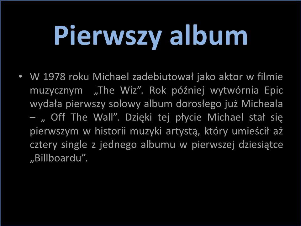 Pierwszy album