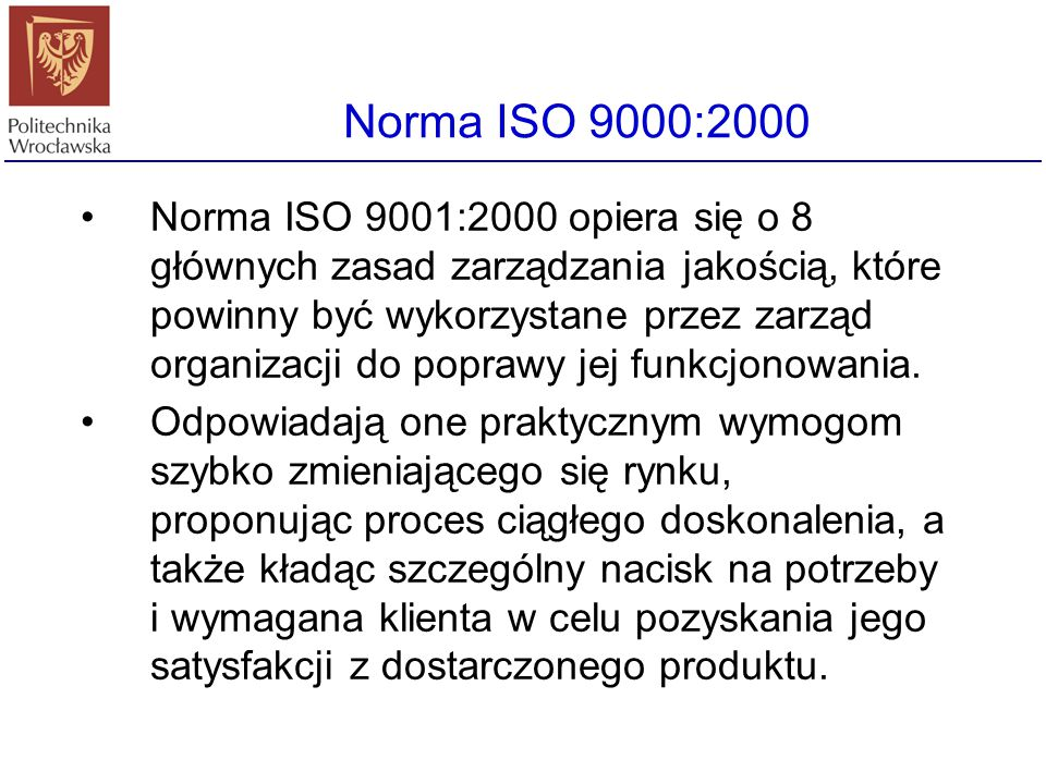 Norma ISO 9000:2000