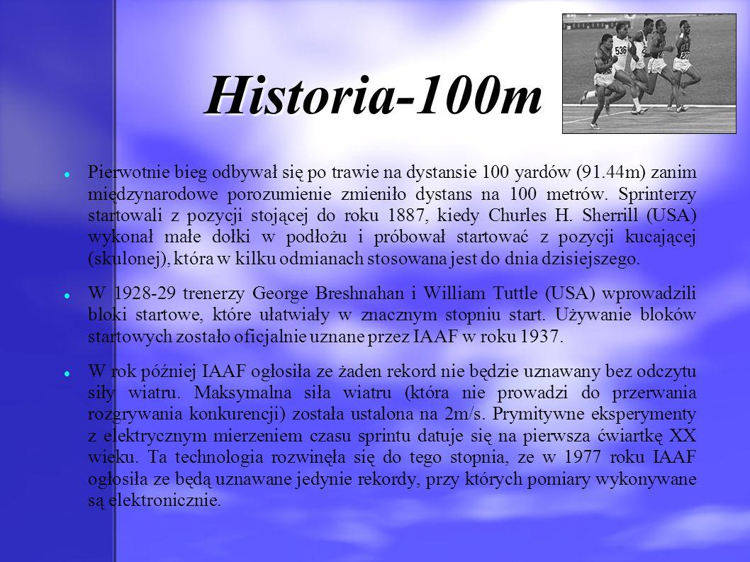 Historia-100m