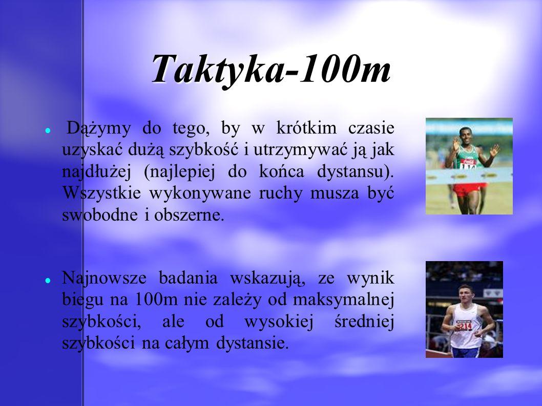 Taktyka-100m