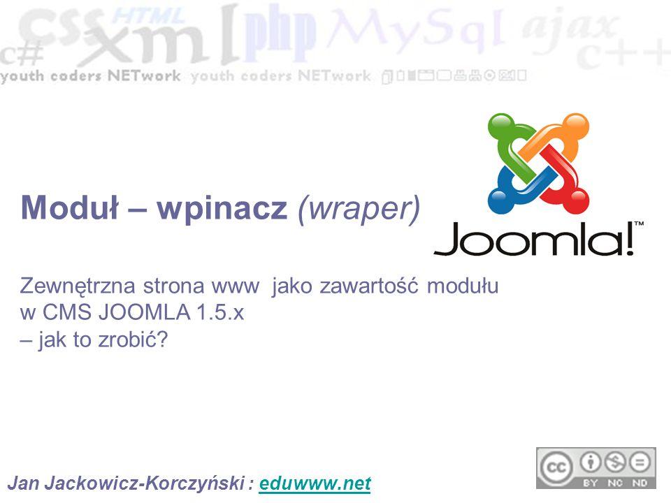 Jan Jackowicz-Korczyński : eduwww.net
