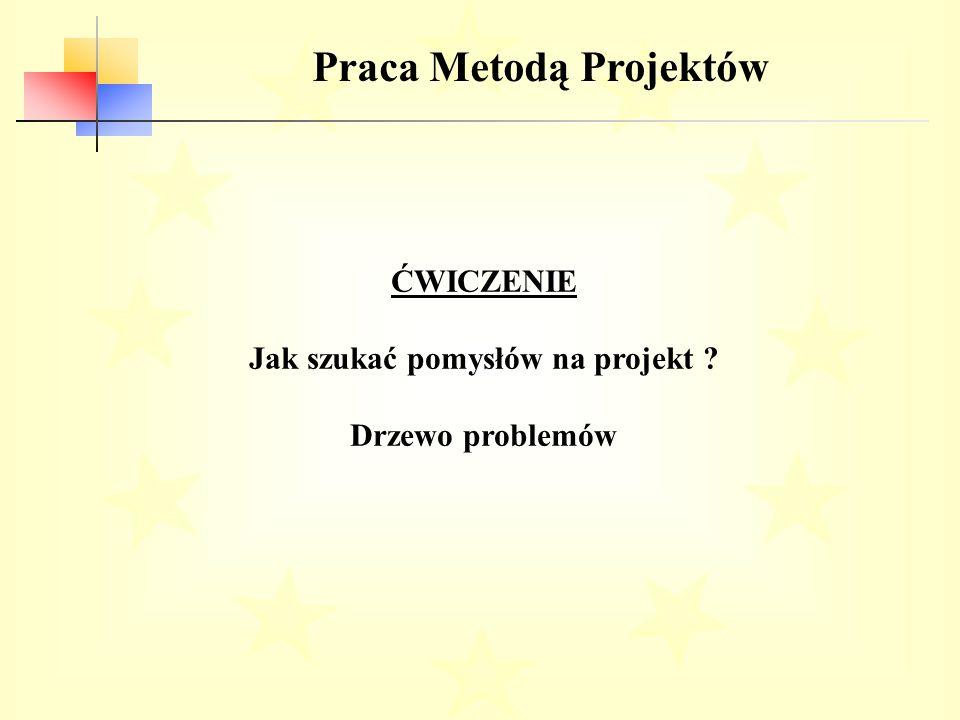 Praca Metodą Projektów Jak szukać pomysłów na projekt