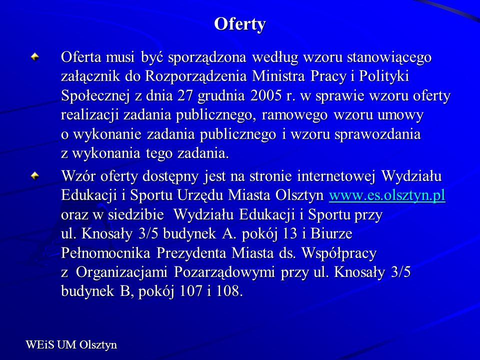 Oferty