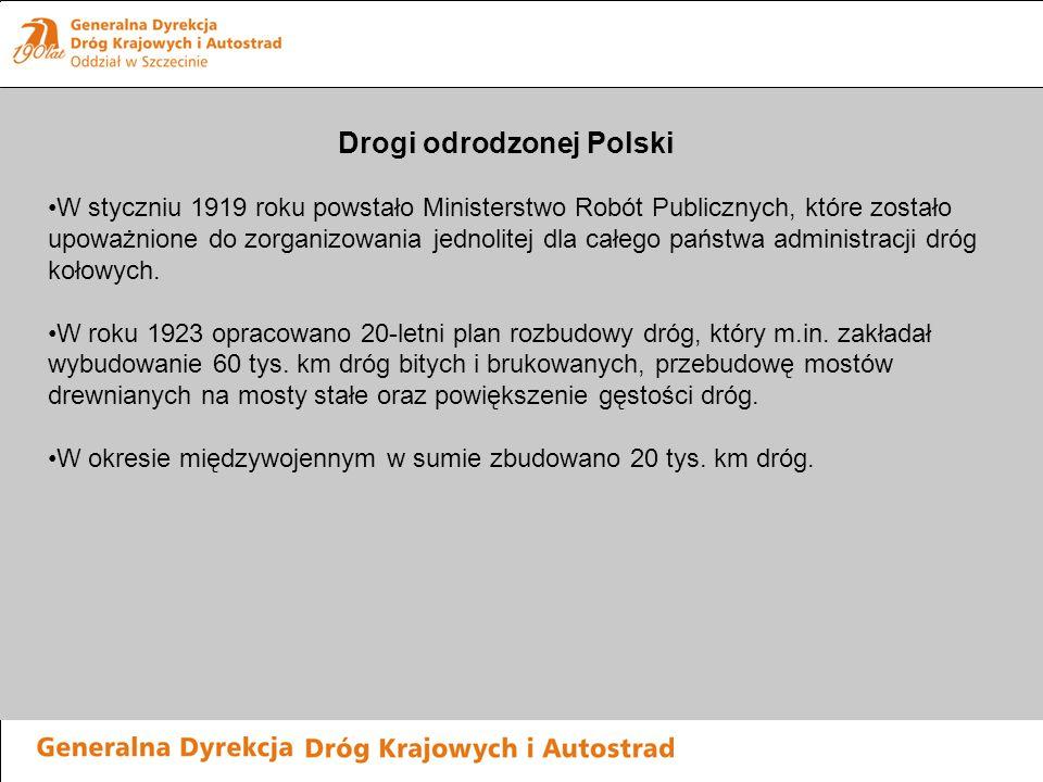Drogi odrodzonej Polski
