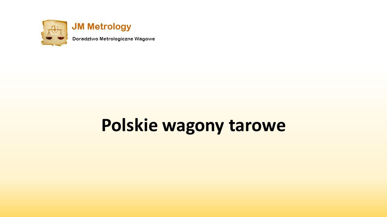 Polskie wagony tarowe