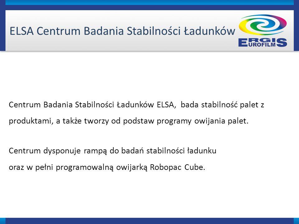 ELSA Centrum Badania Stabilności Ładunków