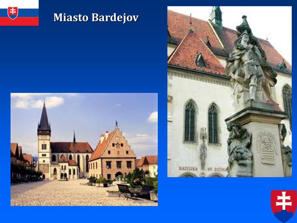 Miasto Bardejov