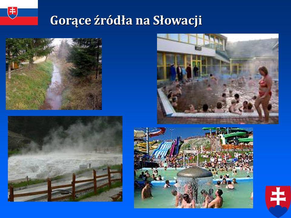 Gorące źródła na Słowacji