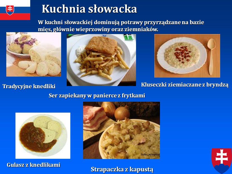 Kuchnia słowacka Strapaczka z kapustą
