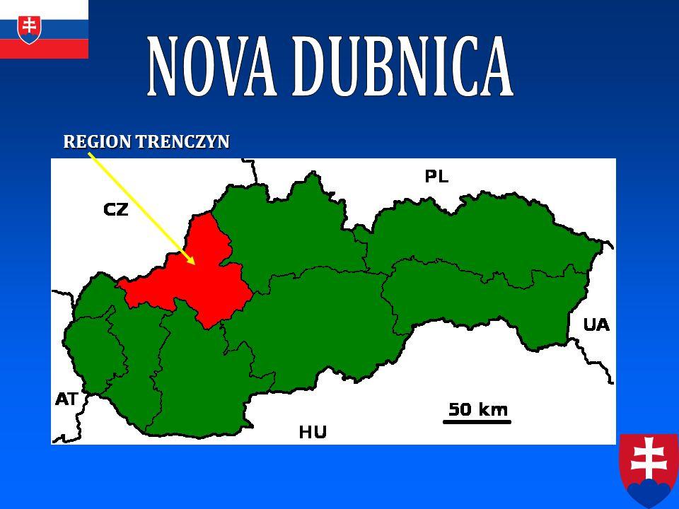 NOVA DUBNICA REGION TRENCZYN