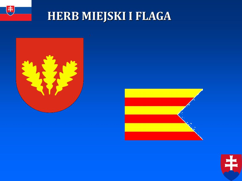 HERB MIEJSKI I FLAGA