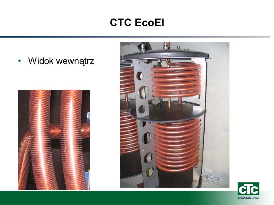 CTC EcoEl Widok wewnątrz