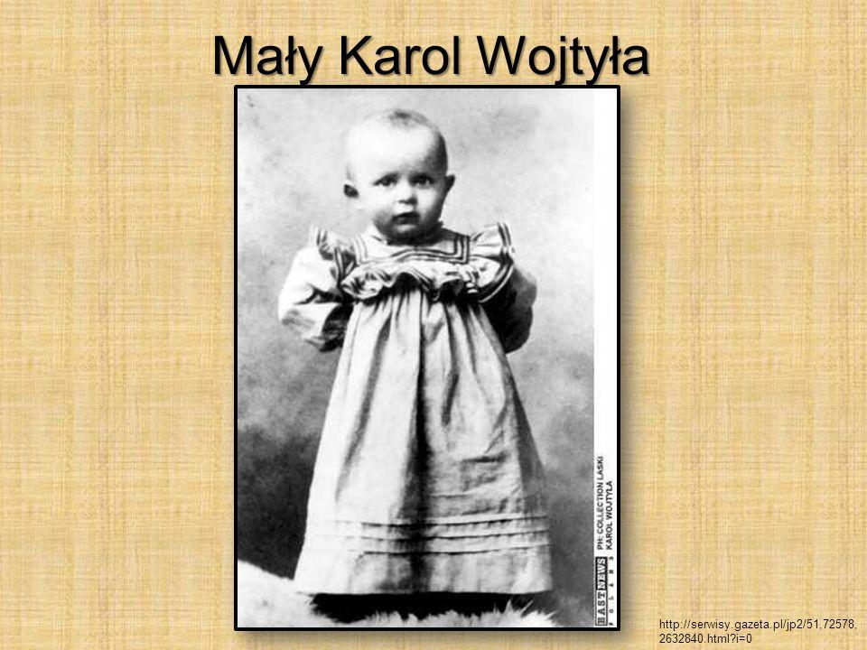 Mały Karol Wojtyła http://serwisy.gazeta.pl/jp2/51,72578,2632840.html i=0