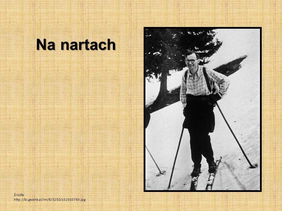 Na nartach Źródła: http://bi.gazeta.pl/im/8/3250/z3250378X.jpg