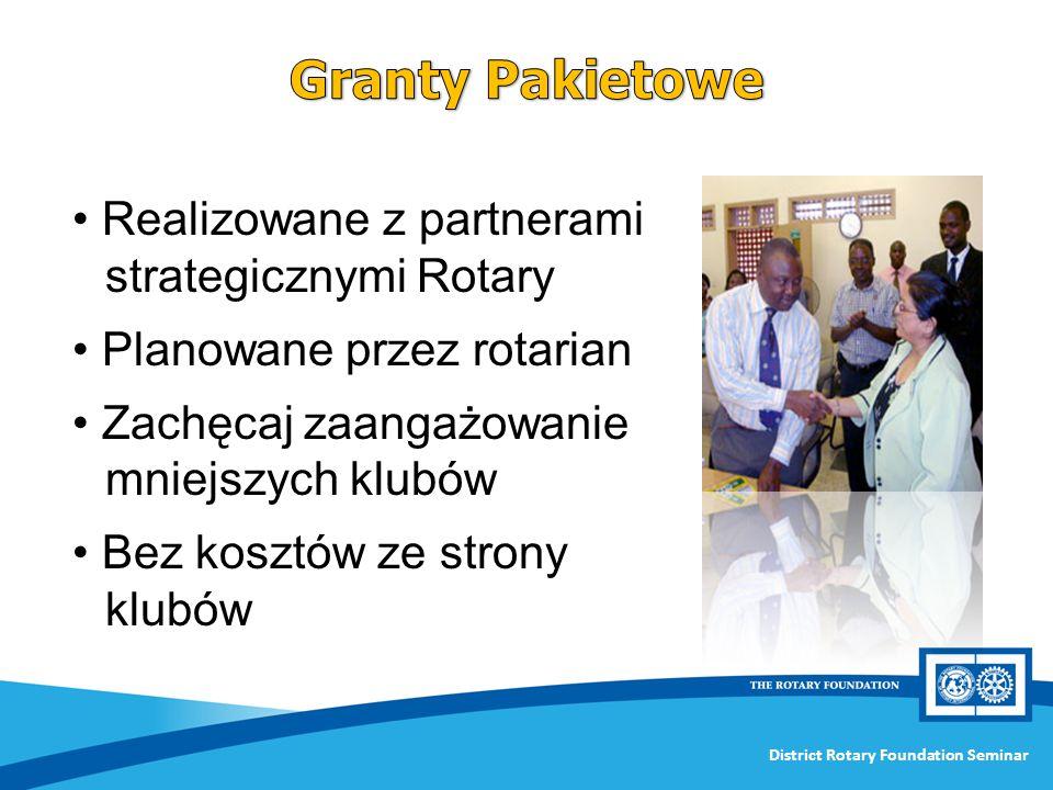 Granty Pakietowe