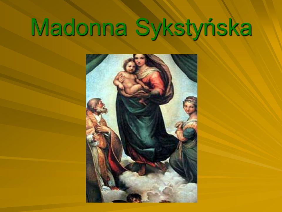 Madonna Sykstyńska
