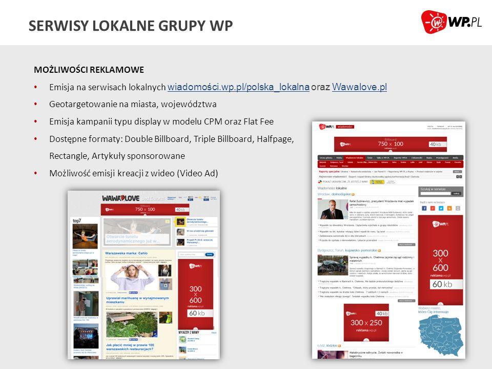 SERWISY LOKALNE GRUPY WP