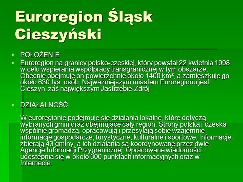 Euroregion Śląsk Cieszyński