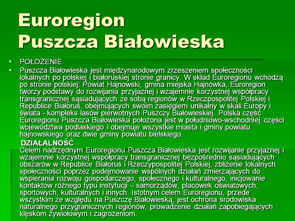 Euroregion Puszcza Białowieska