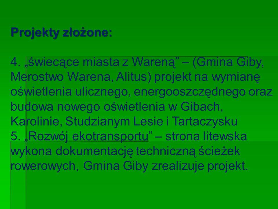 Projekty złożone: