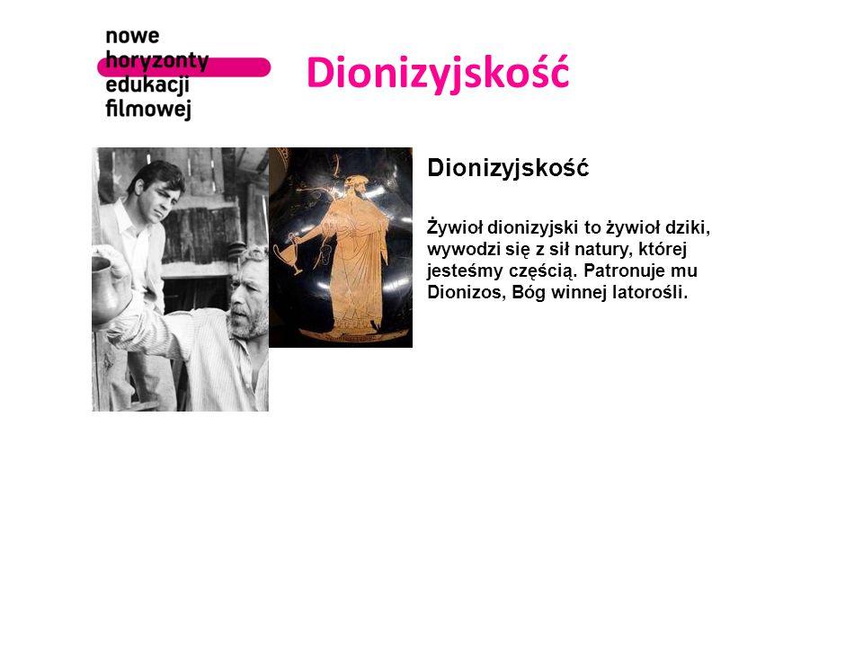 Dionizyjskość Dionizyjskość