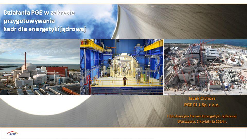 I Edukacyjne Forum Energetyki Jądrowej
