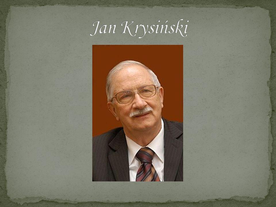 Jan Krysiński