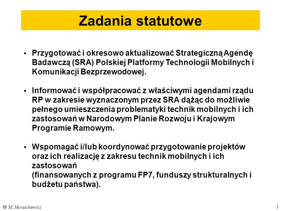 Zadania statutowe