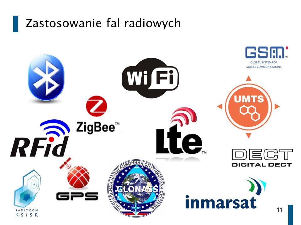 Zastosowanie fal radiowych