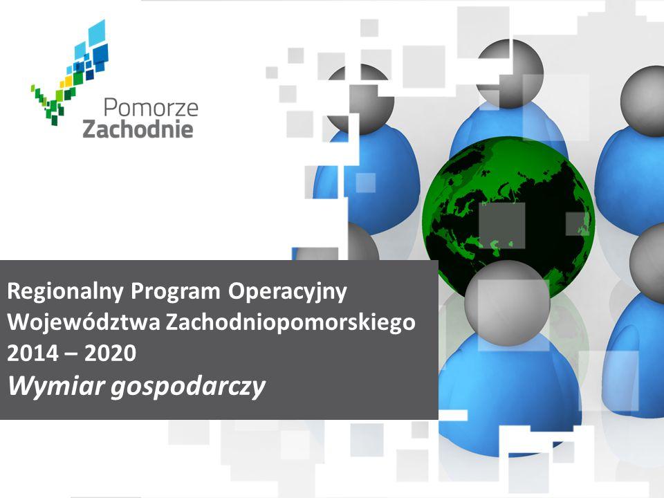 Regionalny Program Operacyjny Województwa Zachodniopomorskiego