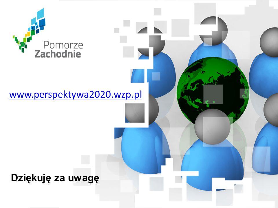 www.perspektywa2020.wzp.pl Dziękuję za uwagę