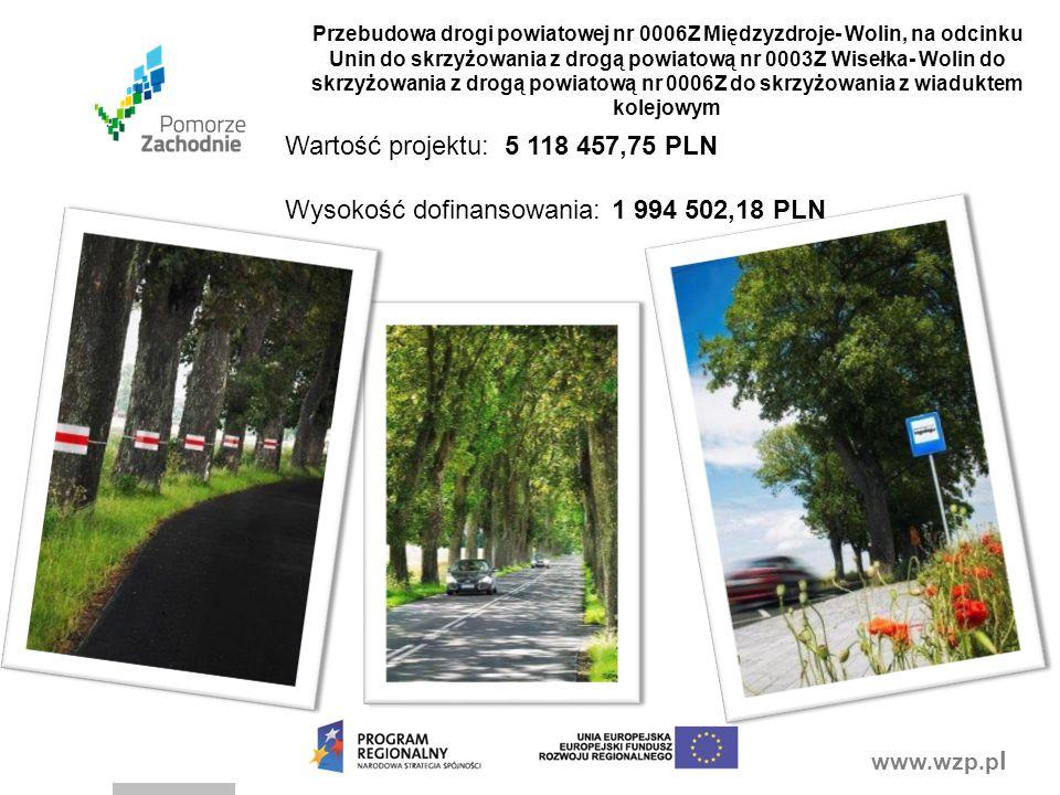 Wysokość dofinansowania: 1 994 502,18 PLN