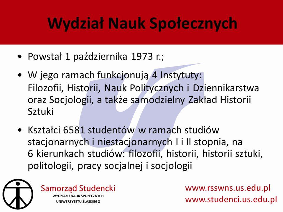 Wydział Nauk Społecznych