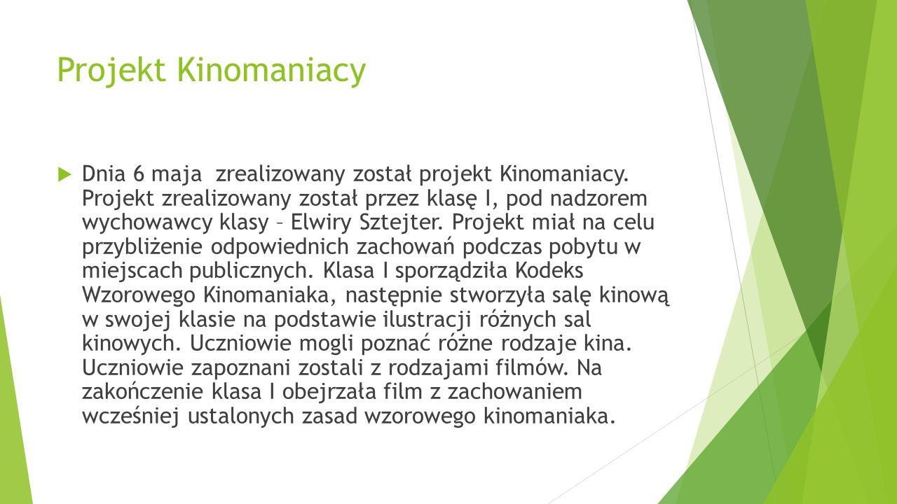 Projekt Kinomaniacy