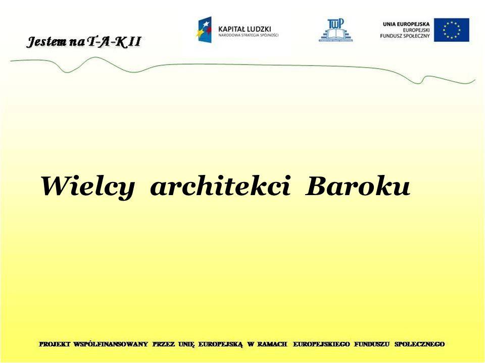 Wielcy architekci Baroku