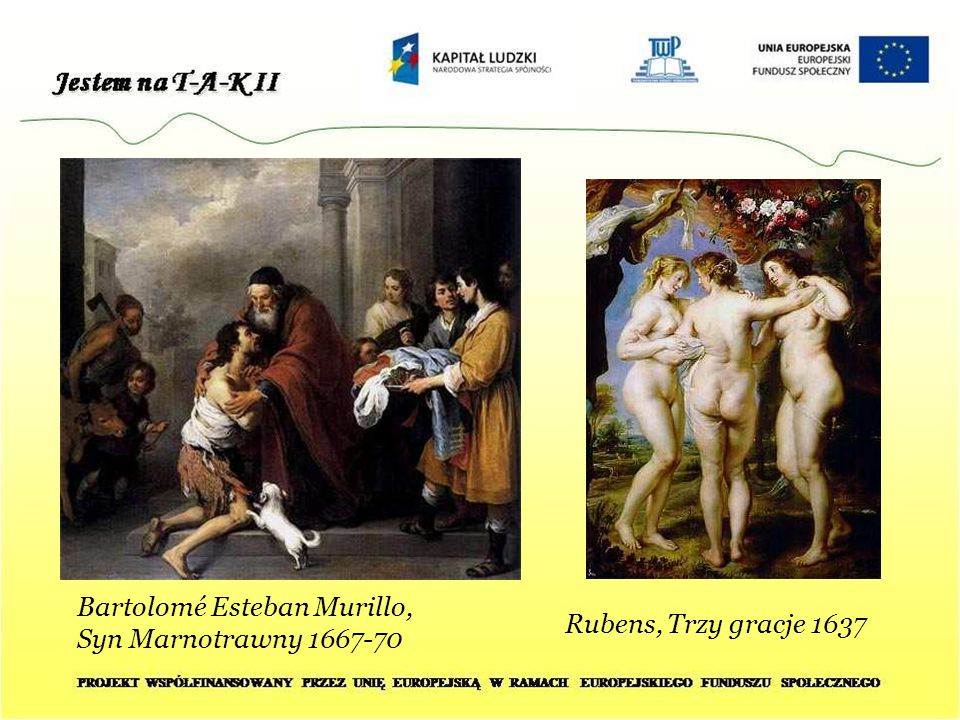 Bartolomé Esteban Murillo, Syn Marnotrawny 1667-70
