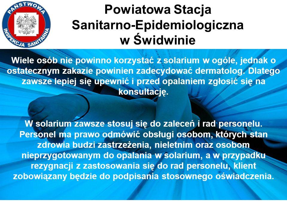 Powiatowa Stacja Sanitarno-Epidemiologiczna w Świdwinie