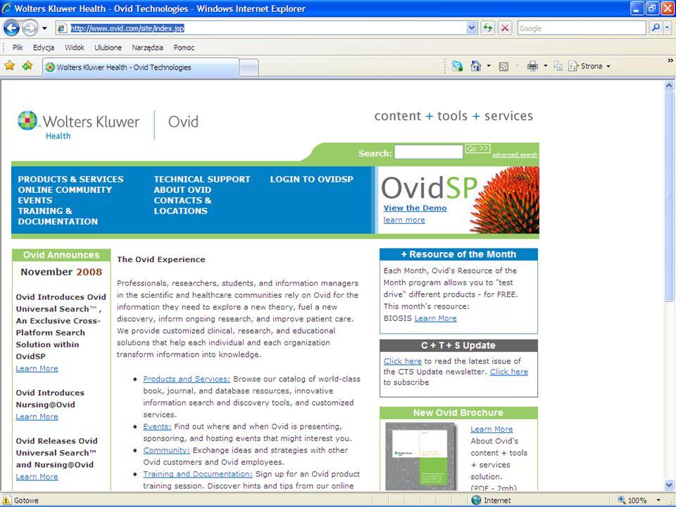 www.ovid.com (OVID) )