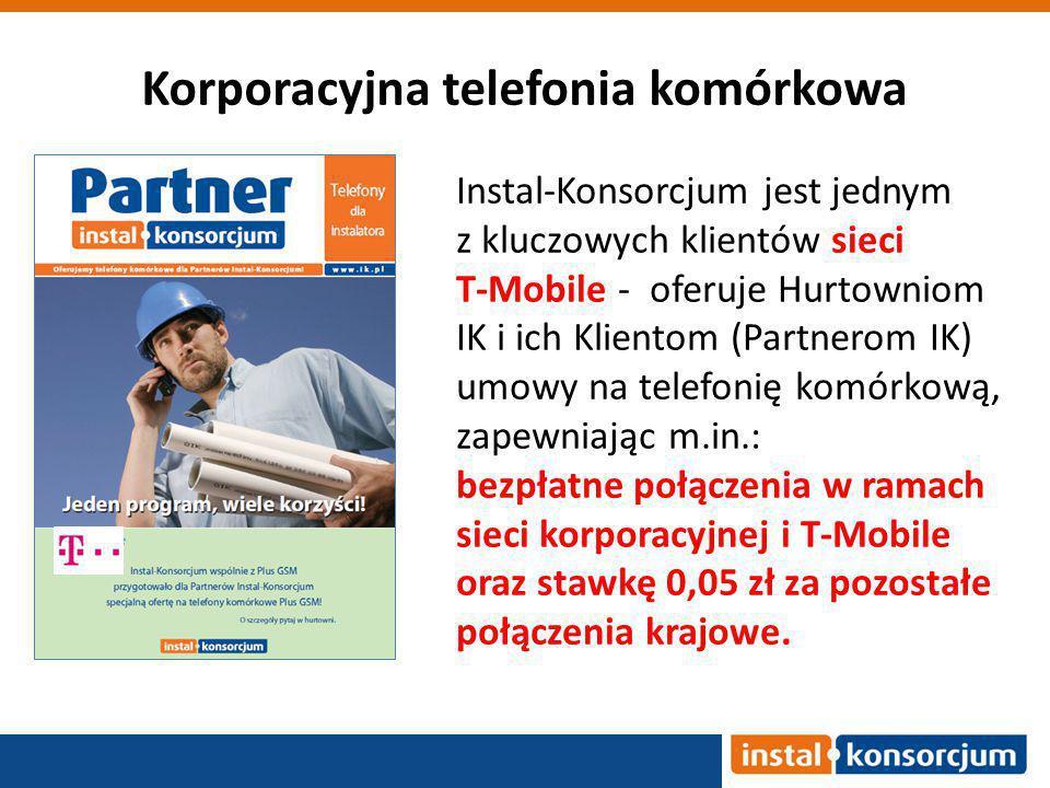 Korporacyjna telefonia komórkowa