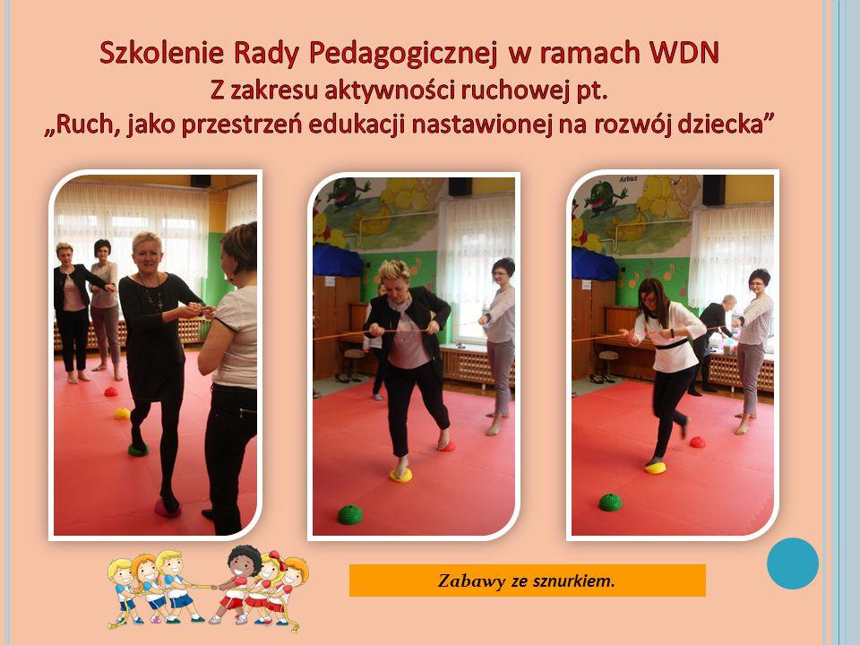 Szkolenie Rady Pedagogicznej w ramach WDN