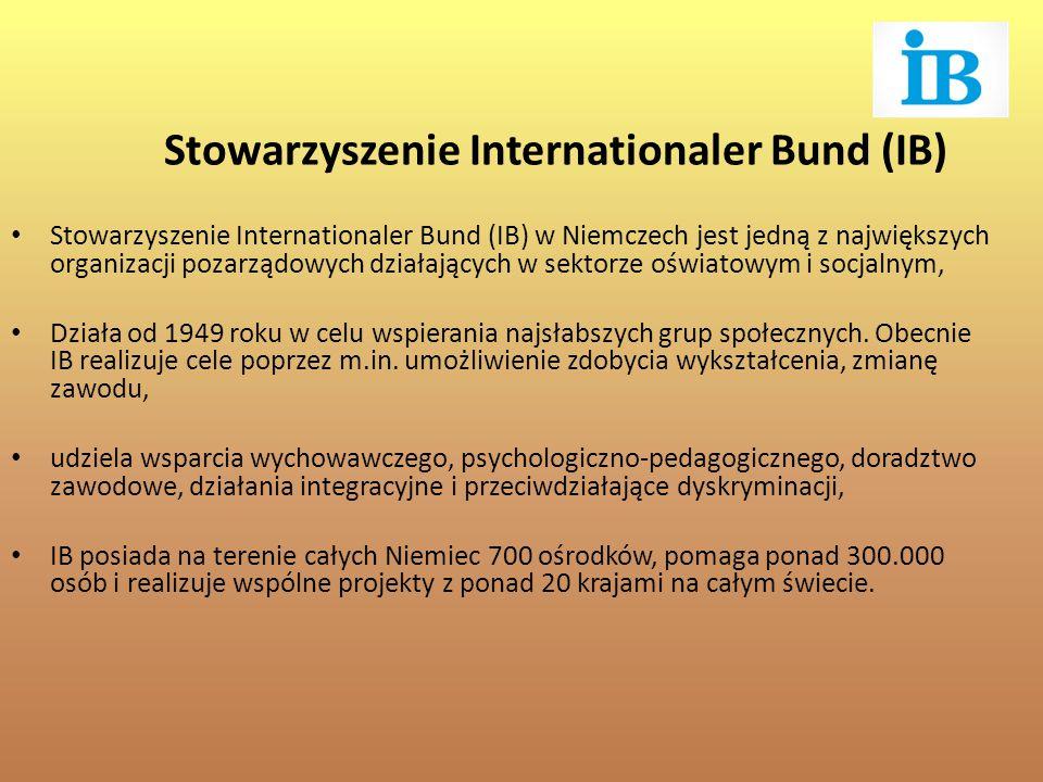 Stowarzyszenie Internationaler Bund (IB)
