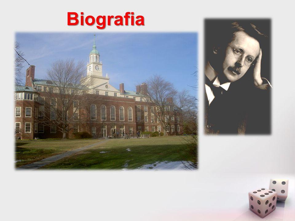 Biografia Zaczyna przyjaźnić się z Albertem Einsteinem i interesować jego teorią względności.
