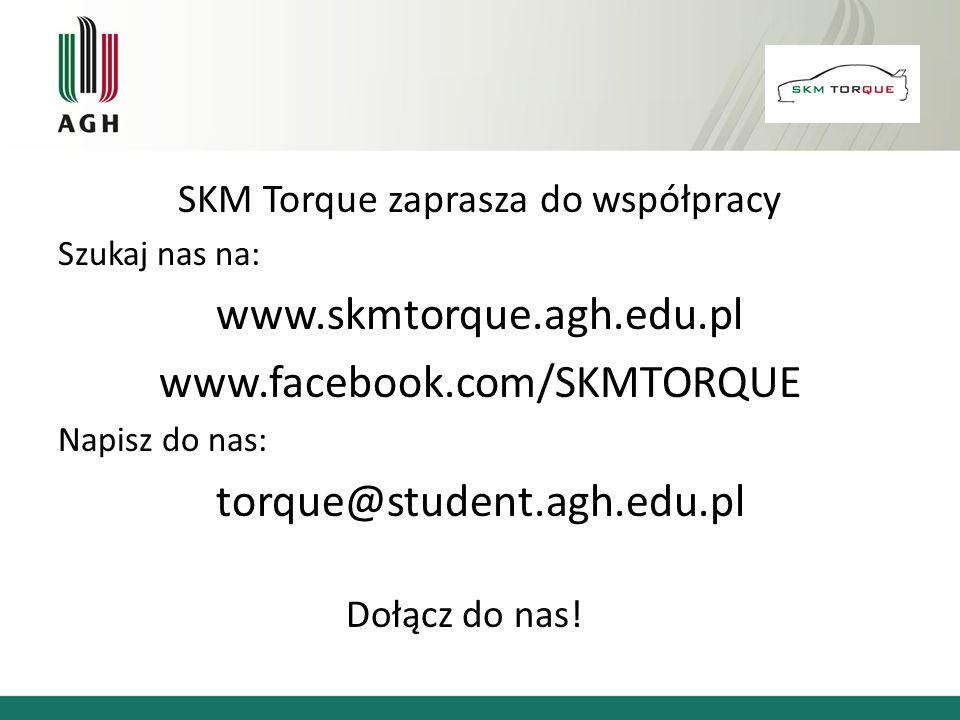 SKM Torque zaprasza do współpracy