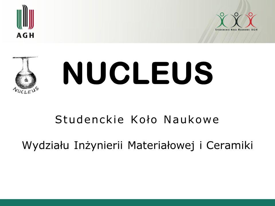 NUCLEUS Studenckie Koło Naukowe