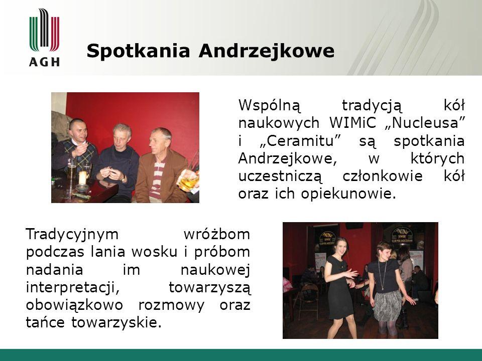 Spotkania Andrzejkowe